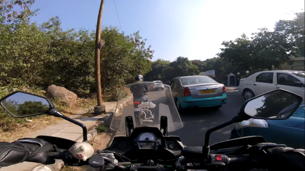 Motorcycle riding tips in India