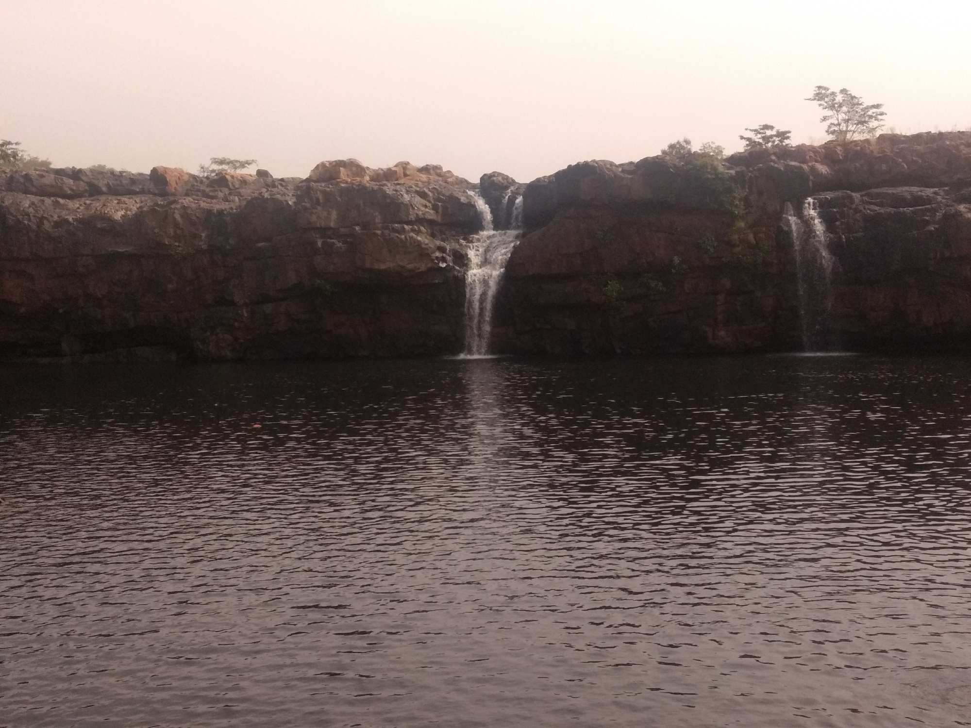 Bogotha Waterfalls